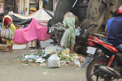 dadar is the dirtiest place in mumbai by firoze shakir photographerno1
