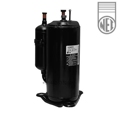 lg rotary compressor   tr qjpec compressors