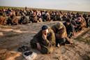 Exodus from last IS enclave overwhelms Syria force