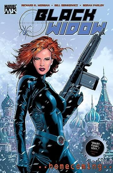 Marvel Comics Black Widow Pictures
