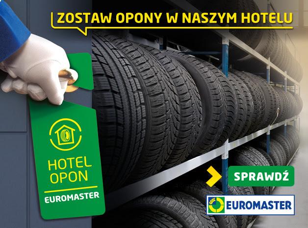 Euromaster Motomax Opony Felgi Sprzedaż Serwis Przechowalnia