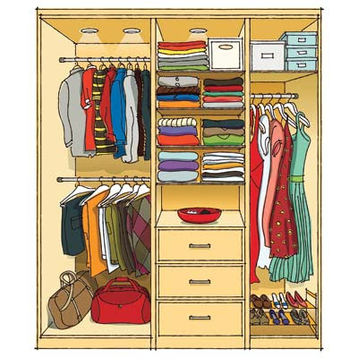 No Renovation Required | How to Gain More Closet Space Without ...