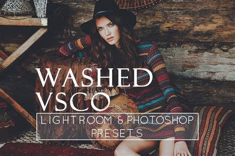 3 Faded VSCO Style Lr & Ps Presets ~ Lightroom Presets