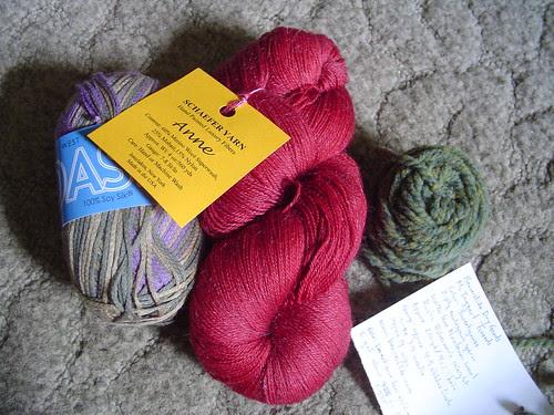 free yarn!