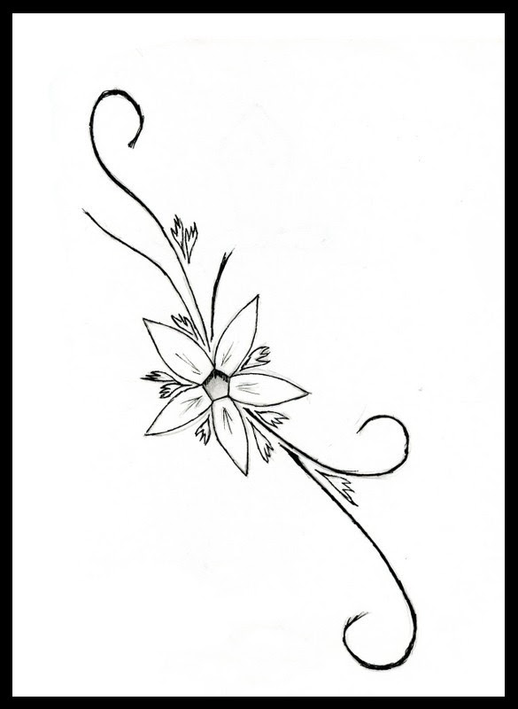 Free Flower Tattoo Images Download Free Clip Art Free Clip Art On