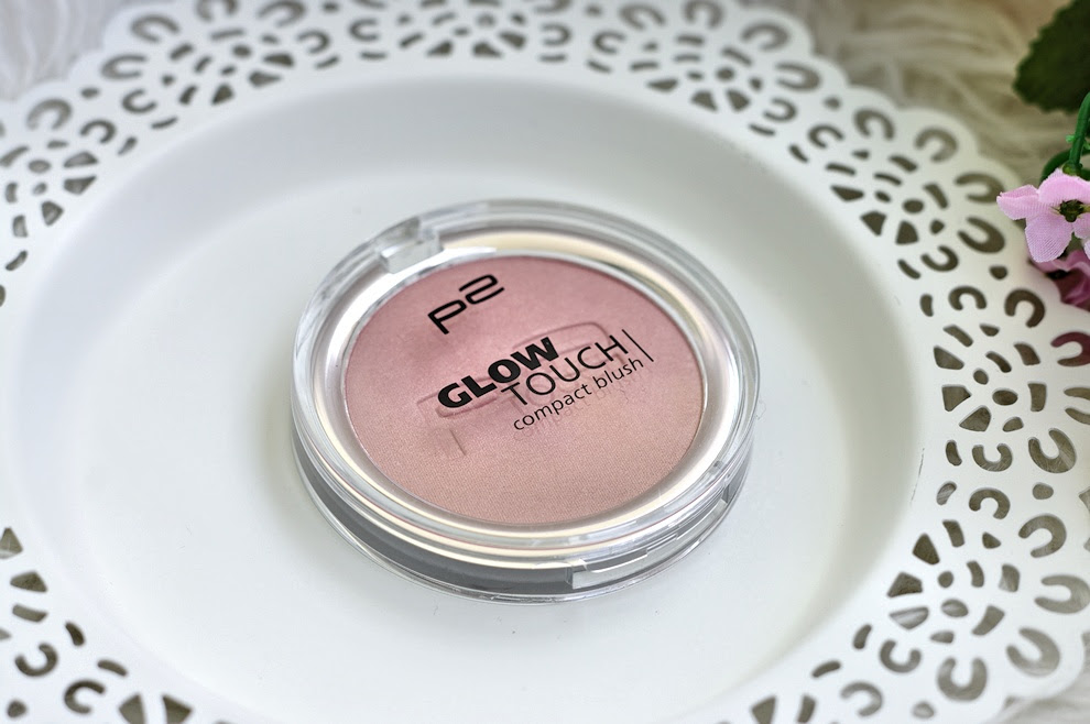 p2 - glow touch compact blush