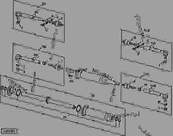 Wiring Diagram  32 John Deere 5200 Parts Diagram