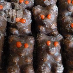 Photo recette : L'attaque des nounours zombies d'Halloween