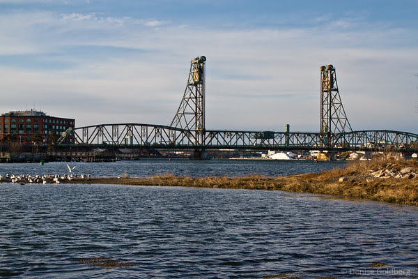 (original) Memorial Bridge, Portsmouth, NH