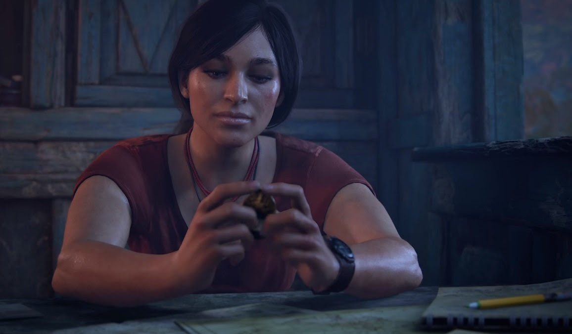 Learn why Naughty Dog decided to ditch Drake for Uncharted: The Lost Legacy screenshot