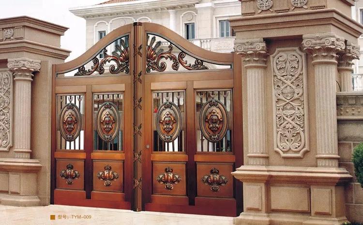 House Main Metal Square Tube Gate Designs Buy House Main Iron