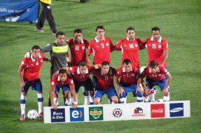 Imagen:Selección Chilena | Simón Collado
