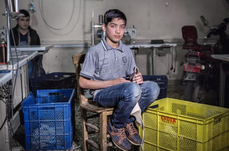 actualidad, refugiados, niños sirios, trabajo turquia, xlsemanal