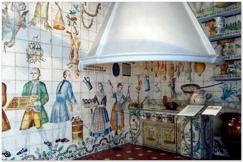 museo nacional de artes decorativa: cocina valenciana