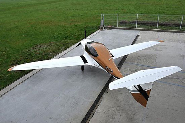 electric airplane