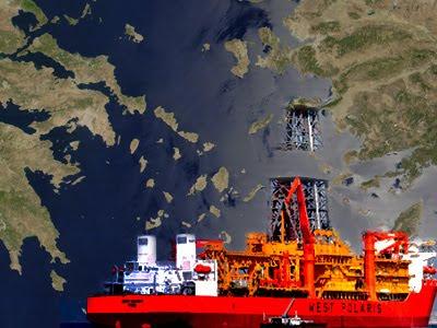 Η Γαύδος, τα γεωτρύπανα και η Τουρκία