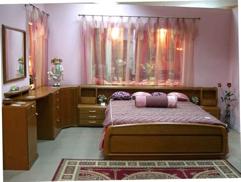 simple bedroom design  middle class family home