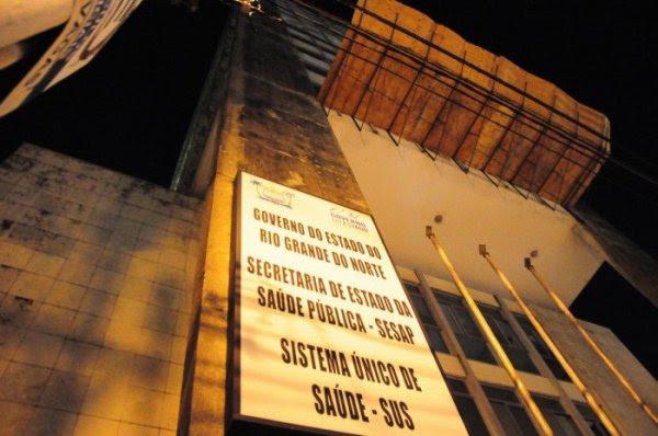 Prédio resultado em condenação ao estado (Foto:Wellington Rocha)