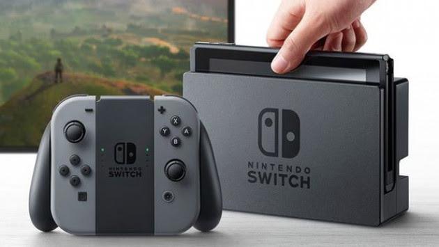 Η Nintendo ξαναπαρουσίασε το Nintendo Switch!