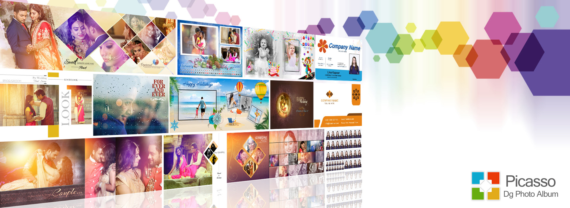 picasso dg photo album software free download
