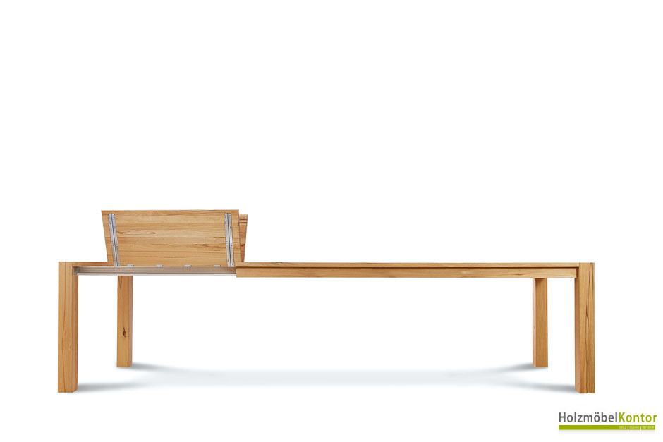 wohnkantine wohnideen vom holzm belkontor mehr platz am esstisch. Black Bedroom Furniture Sets. Home Design Ideas