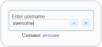 X-editable :: In-place editing with Twitter Bootstrap, jQuery UI ...