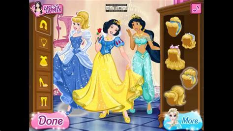 Disney Princess Games   Disney Princess Beauty Pageant 2