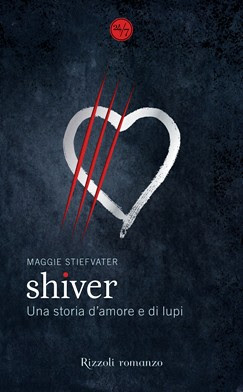 Italian edition of SHIVER