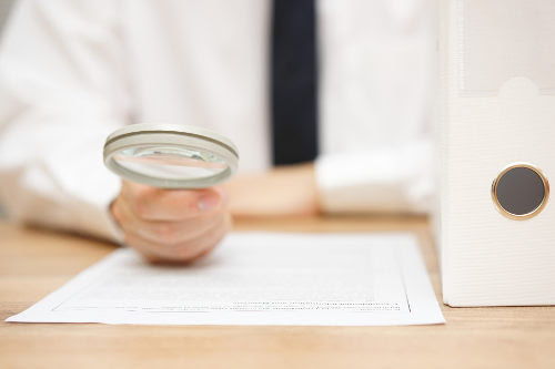 Contract health check