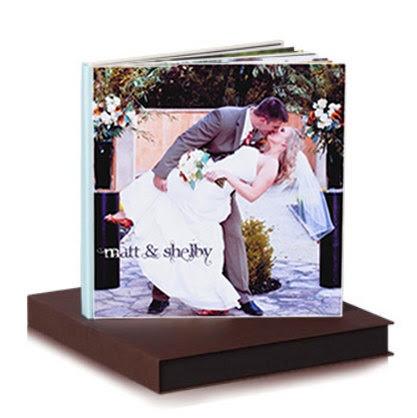 Custom Wedding PhotoBook - Album