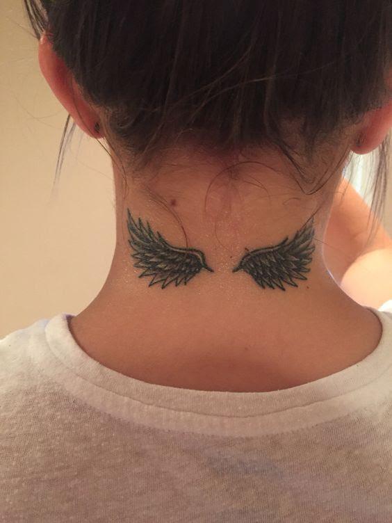 82 Ideas Para Tatuajes De Alas Y Sus Significados Tatuajes Geniales