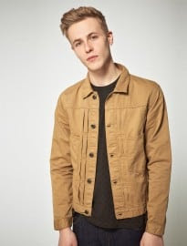 Asos Coloured Denim Jacket