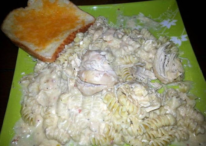 Simple Way to Make Perfect Alysse's Crockpot Italian Chicken