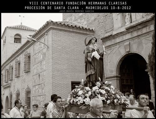 PROCESION SANTA CLARA - MADRIDEJOS 2012 by JOSE-MARIA MORENO GARCIA = FOTOGRAFO HUMANISTA Y D