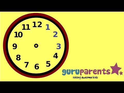 Η μαγεία των αριθμών μέσα από τους δείκτες του ρολογιού (βίντεο)