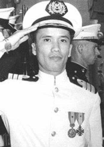 Image result for Hải Quân Đại Tá Hồ Tấn Quyền