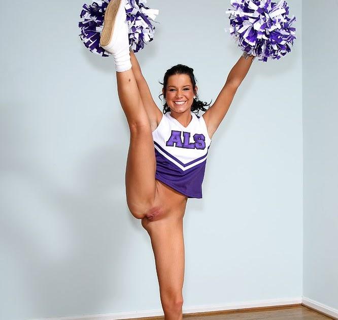 Slip panty Amature Cheerleader Girls in