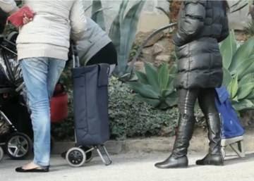 En España también se pasa hambre