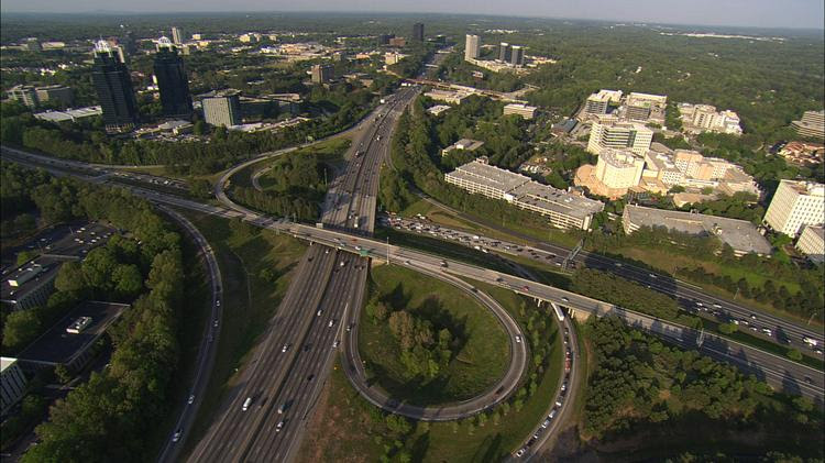 Sandy Springs would land Mercedes headquarters - Atlanta ...