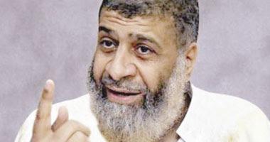 عاصم عبد الماجد القيادى الإخوان الهارب