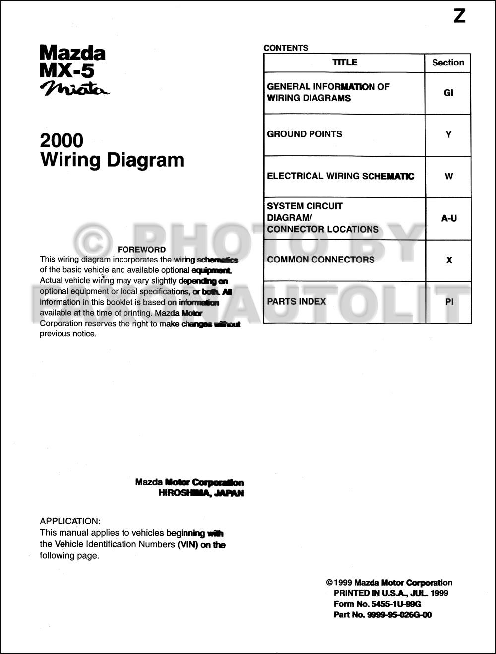 Diagram 2002 Mazda Mx 5 Miata Wiring Diagram Original Full Version Hd Quality Diagram Original Pindiagramh Anticheopinioni It