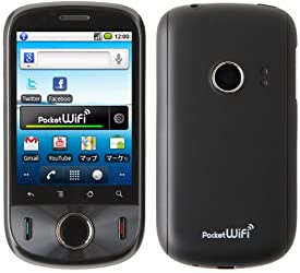 EMOBILE(イーモバイル) Pocket Wi-Fi S31HW