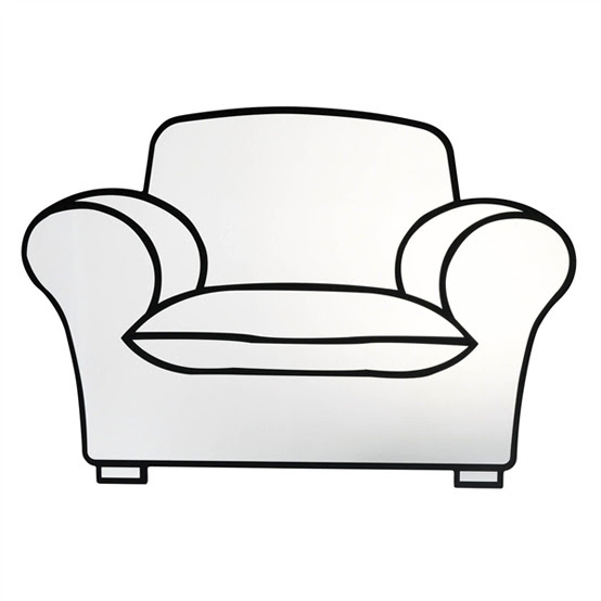 Free Living Room Clipart Black And White Download Free Clip