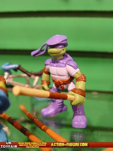 TMNT Mini Mutants :: Sport Don    //  [[Courtesy Action-figure.com]]