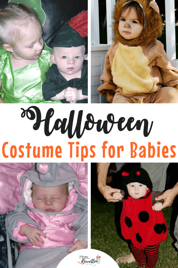 Choosing The Best Halloween Costumes For Babies And Toddlers