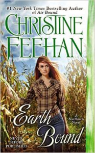 Earth Bound (Sisters of the Heart #3) - Christine Feehan