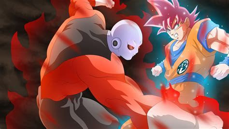 Jiren vs Goku Dragon Ball Super Wallpapers   HD Wallpapers