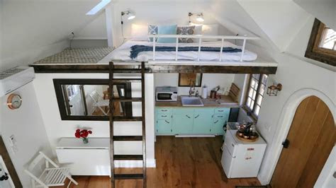 tiny home energy efficient split loft bedrooms small