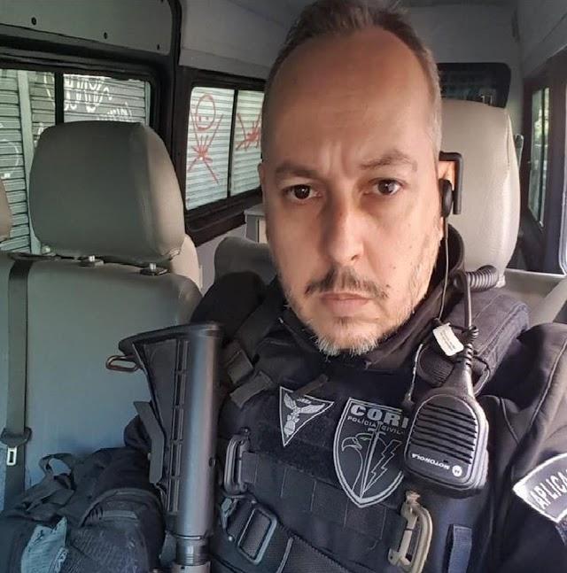 Jacarezinho: criminoso que matou policial foi identificado, diz MPRJ
