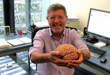 <p>El neurocientífico Gustavo Deco./ Josefina Cruzat</p>